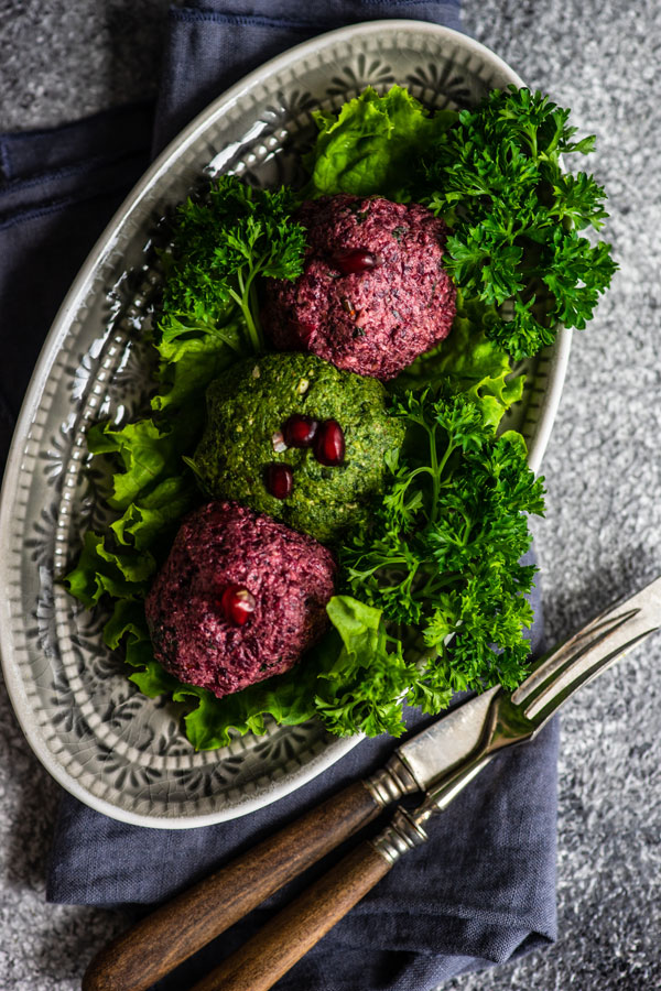 Spinat Rote Beete